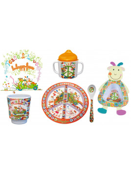 Set de Repas Happy Farm (Huguette)