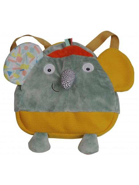 Sac à dos Ziggy L'Éléphant