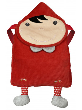 sac à dos Chaperon rouge