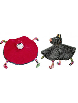 doudou Louloup reversible