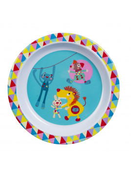 Assiette Magic Circus