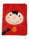 Protège carnet de santé Chaperon Rouge