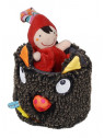 Louloup chaperon rouge musical cache cache
