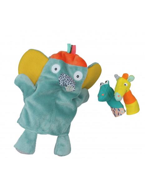 Marionnette Eléphant