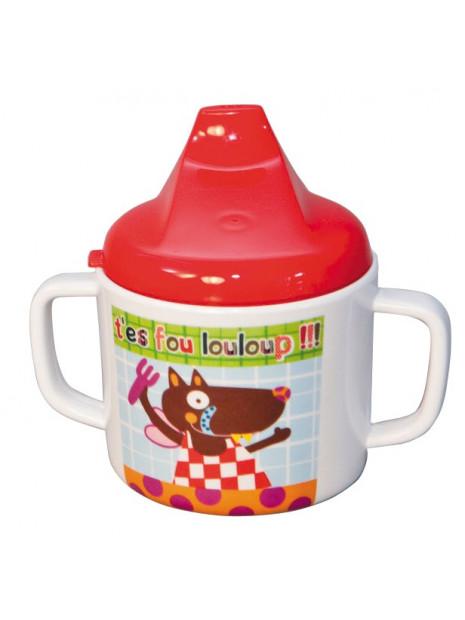 mug T'es Fou Louloup