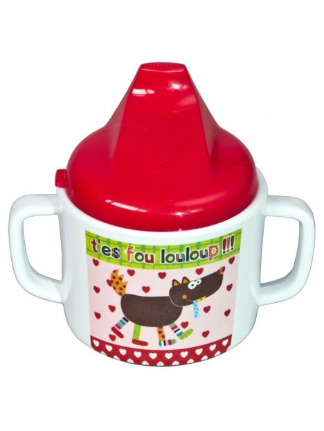 Mug chaperon rouge