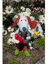 Antoine le chien d'activit's Peace and Love
